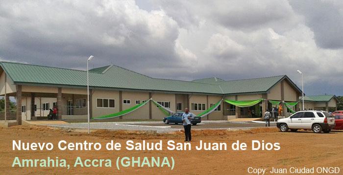 Inauguraci n del nuevo centro de salud san juan de dios en - Centro de salud san juan ...